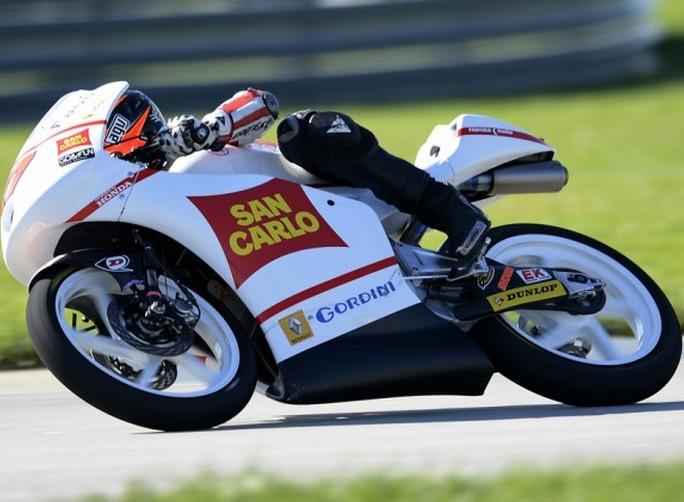 """Moto3 Indianapolis, Qualifiche: Niccolò Antonelli """"Oggi ho fatto veramente tanta fatica"""""""