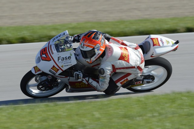 Moto3 Indianapolis: Gara da dimenticare per Niccolò Antonelli