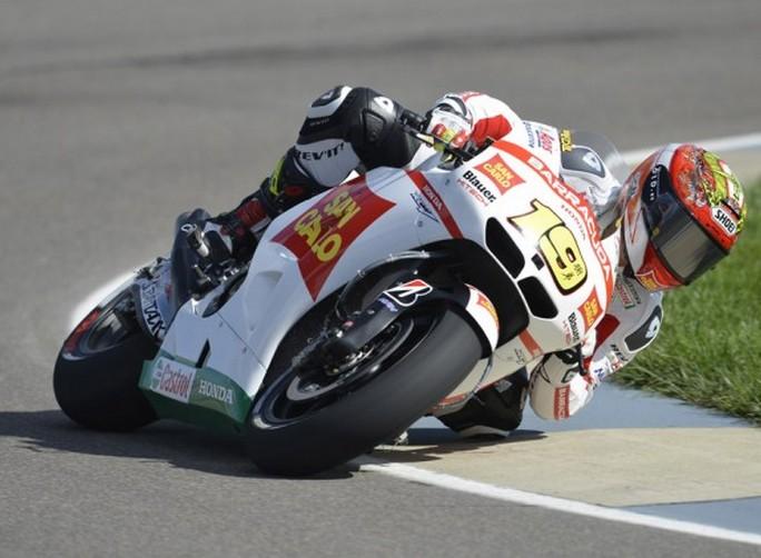 """MotoGP Indianapolis, Prove Libere: Alvaro Bautista """"Sono abbastanza soddisfatto"""""""