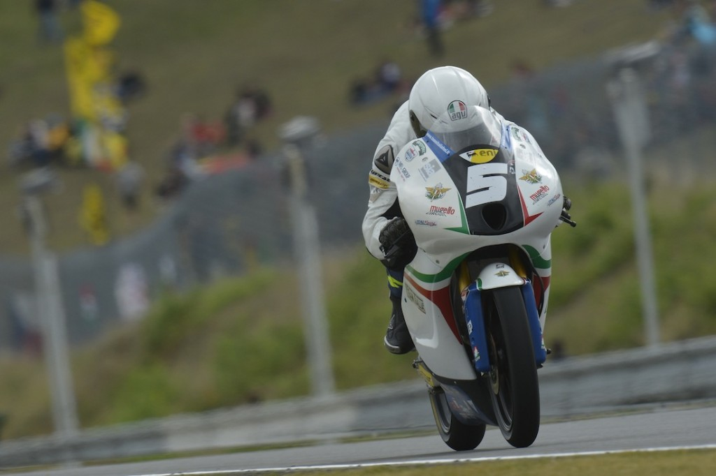 """Moto3 Brno: Romano Fenati """"Ho fatto una bella rimonta, sono soddisfatto. E ora sotto con Misano"""""""