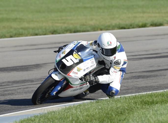 """Moto3 Indianapolis, Prove Libere: Romano Fenati """"Ho migliorato ma non tanto quanto volevo"""""""