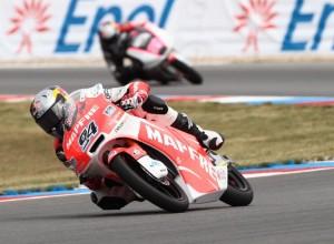 Moto3 Brno: Dominio di Jonas Folger, alla sua prima vittoria del 2012, sul podio Salom e Cortese
