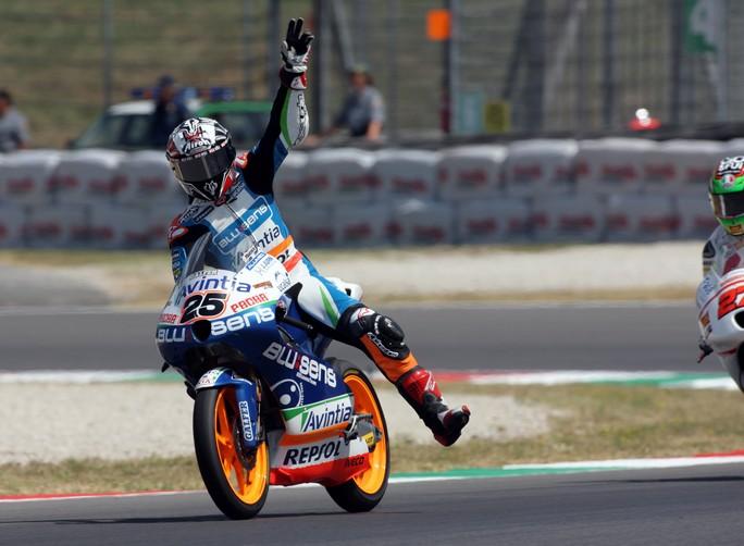 Moto3: Intervista a Maverick Vinales