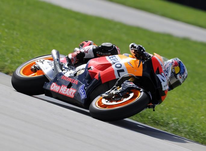 """MotoGP Indianapolis, Prove Libere: Dani Pedrosa """"La scelta delle gomme sarà fondamentale"""""""