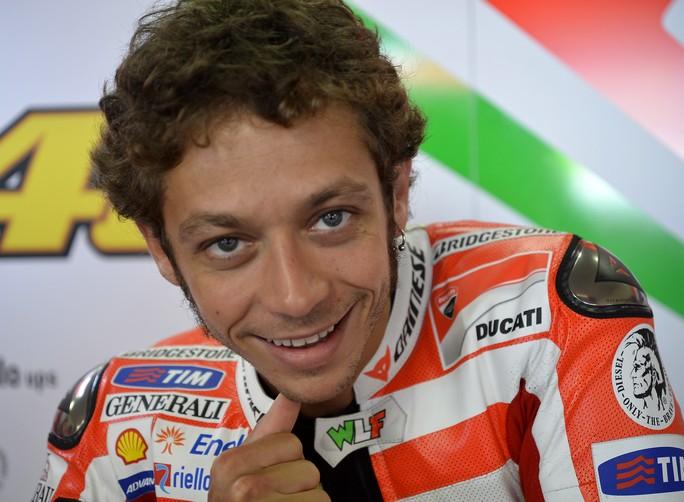 """MotoGP: Valentino Rossi """"Ora è Lorenzo il numero 1 in Yamaha"""""""
