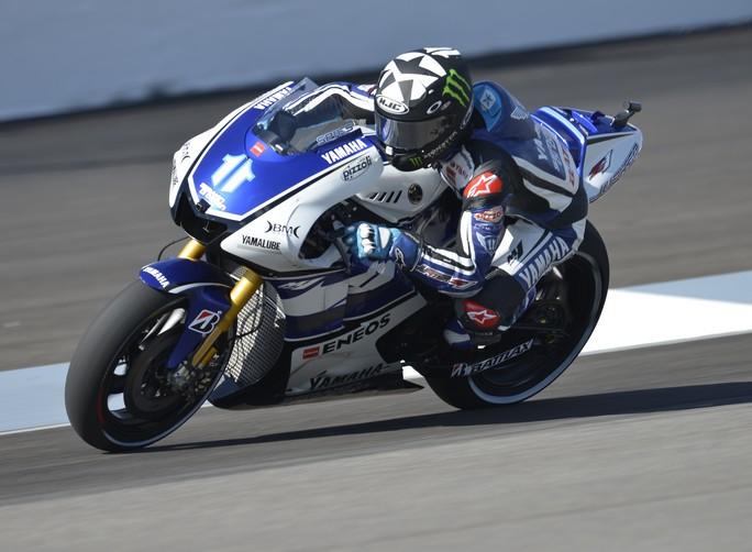"""MotoGP Indianapolis, Prove Libere: Ben Spies """"La moto va molto bene"""""""