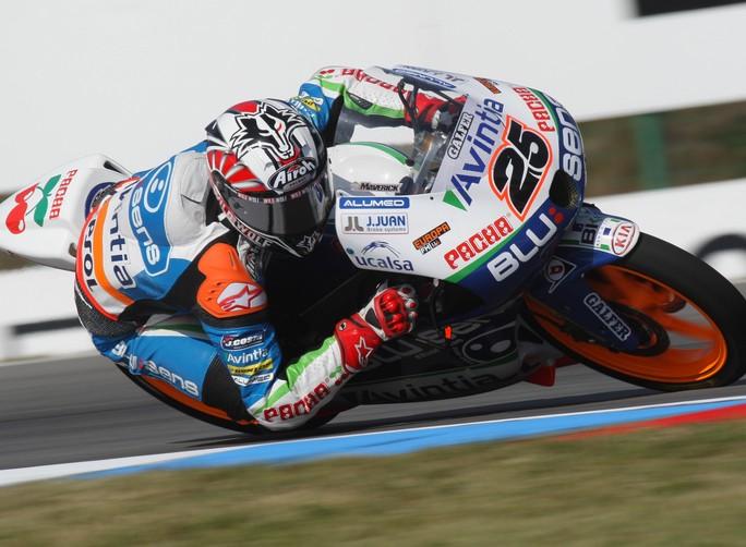 Moto3 Brno, Qualifiche: Quinta pole del 2012 per Maverick Vinales