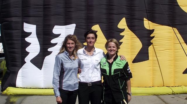 Superbike: Il Campionato del Mondo eni FIM Superbike spalanca le porte alle donne