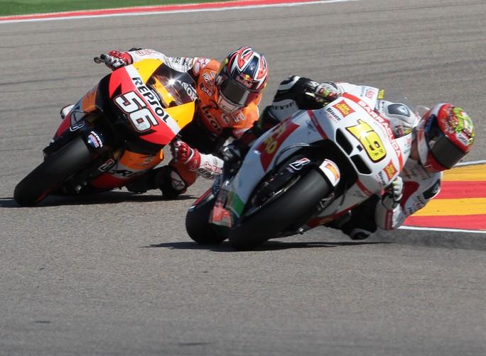"""MotoGP Aragon: Alvaro Bautista """"Considerando le qualifiche è un risultato positivo"""""""