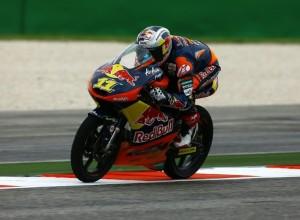 Moto3 Misano, Qualifiche: Sesta pole del 2012 per Sandro Cortese, a seguire Fenati ed Antonelli