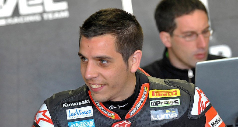 MotoGP: Iván Silva scaricato dall'Avintia Blusens