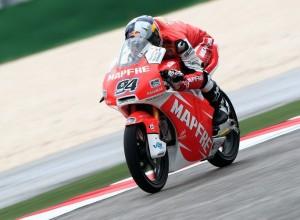 Moto3 Aragon, Qualifiche: Prima pole per Jonas Folger