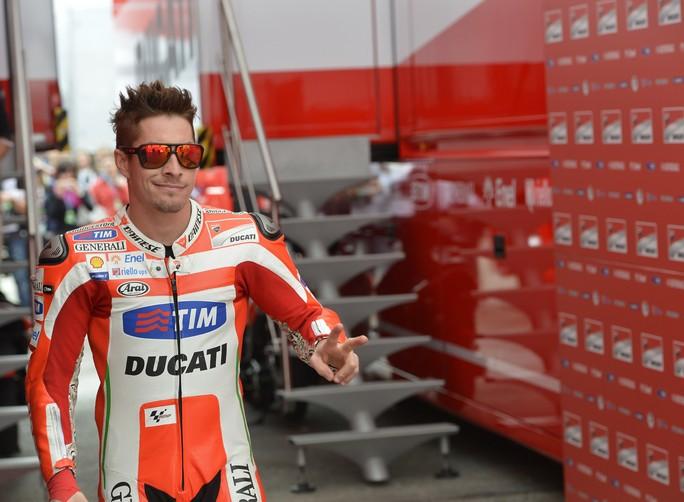 "MotoGP: Nicky Hayden ""appoggia"" la scelta Ducati di puntare su Spies"