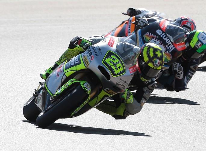 """Moto2 Aragon: Andrea Iannone """"Speravo di arrivare almeno sul podio"""""""