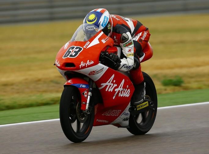 Moto3 Aragon, Prove Libere 3: Khairuddin fa segnare il miglior tempo