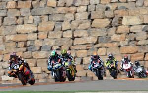 """Moto2 Aragon: Marc Marquez """"Ci siamo divertiti un sacco e non si può sempre vincere"""""""