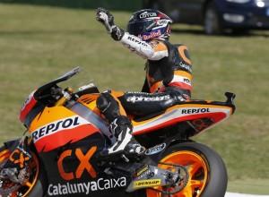 """Moto2 Misano: Marc Marquez """"Questa è una vittoria molto importante"""""""