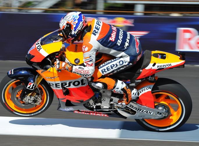 """MotoGP: Casey Stoner """"Giovedi ho una visita di controllo, spero di poter rientrare presto"""""""