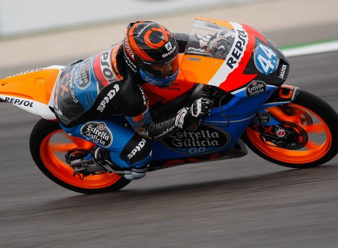 Moto3 Aragon, Prove Libere 1: Oliveira è il più veloce