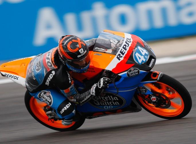 Moto3 Aragon, Prove Libere 2: Oliviera si conferma al comando