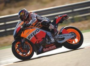 """MotoGP Test Aragon Day 2: Dani Pedrosa """"Sono soddisfatto del lavoro svolto e concentrato sulle prossime gare"""""""