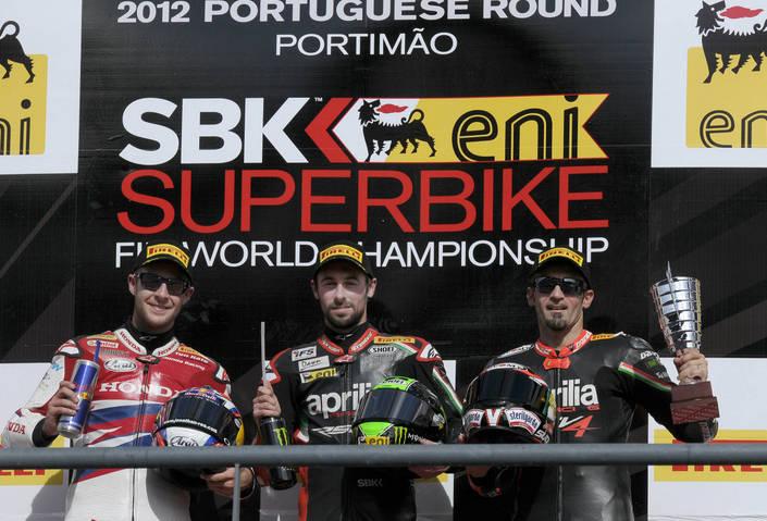 Superbike Portimao: le dichiarazioni dei piloti Aprilia al termine delle gare di Portimao