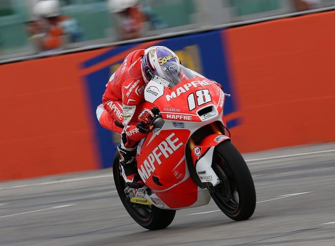 Moto2: Nico Terol rinnova con Aspar