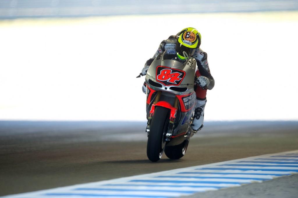 """MotoGP: Roberto Rolfo """"Non avevo mai guidato una moto così potente, comunque c'è un ottima intesa con il team"""""""