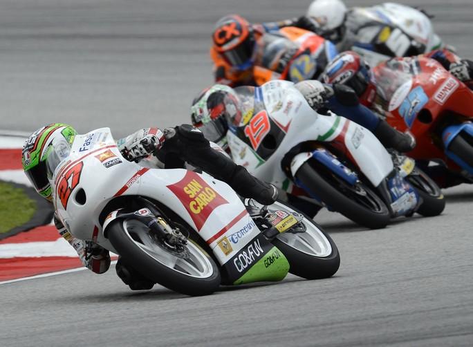 """Moto3: Niccolò Antonelli """"Spero di poter disputare una bella gara a Phillip Island"""""""