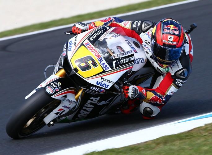"""MotoGP Phillip Island, Qualifiche: Stefan Bradl """"Siamo molto felici di questo quinto posto"""""""