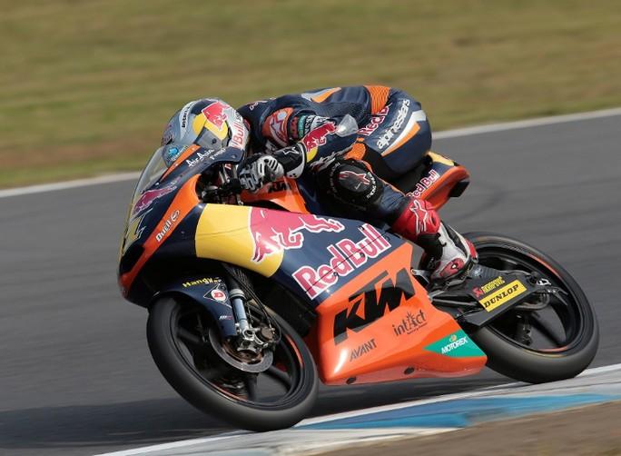 Moto3 Phillip Island, Prove Libere 1: Cortese davanti a Kent