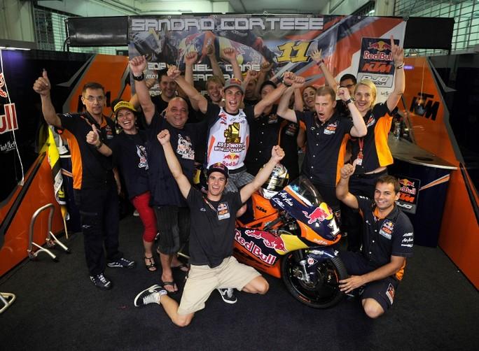 """Moto3: Sandro Cortese """"Sto vivendo un sogno"""""""
