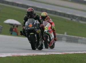 """MotoGP Sepang: Andrea Dovizioso """"Con l'asciutto potevo giocarmi la vittoria con Pedrosa e Lorenzo"""""""
