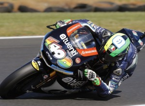 Moto2 Phillip Island, Warm Up: Espargarò davanti a Marquez