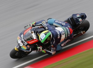 Moto2 Sepang, Warm Up: Pol Espargarò davanti a Smith e Marquez