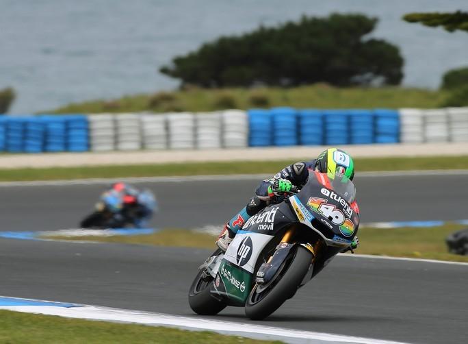 Moto2 Phillip Island: Stravince Espargarò, Marquez è Campione del Mondo