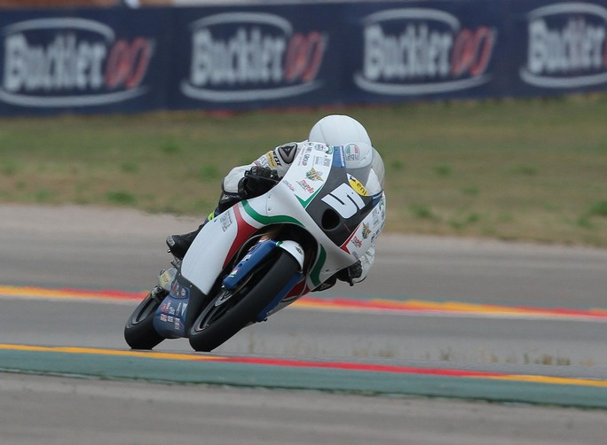 """Moto3: Romano Fenati """"A Motegi mi aiuterà l'esperienza di Roberto Locatelli che qui vinse nel 2000"""""""