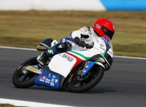 """Moto3 Motegi, Qualifiche: Romano Fenati """"Giornata di lavoro complicata dalla caduta delle FP3"""""""