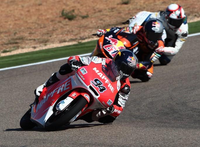 Moto3 Motegi, Prove Libere 1: Jonas Folger è il più veloce