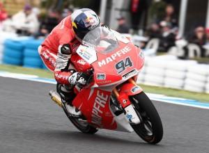 Moto3 Phillip Island, Warm Up: Folger davanti a Oliveira