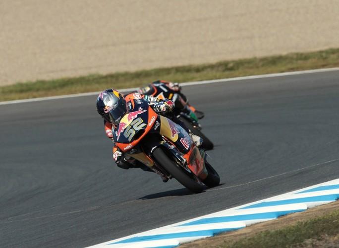 Moto3 Motegi, Qualifiche: Pole Position per Danny Kent