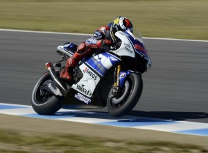 MotoGP Motegi, Warm Up:  Lorenzo davanti a Pedrosa e Stoner
