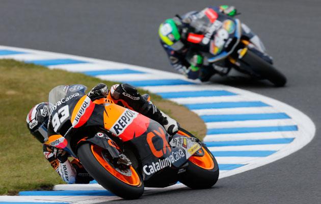 Moto2: Primo Match-Ball a Sepang per Marc Marquez