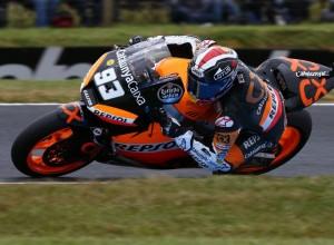 """Moto2 Phillip Island, Qualifiche: Marc Marquez """"Siamo troppo lontanti dalla pole"""""""