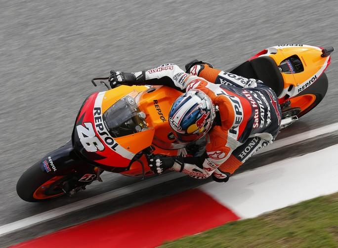 MotoGP Sepang, Warm Up: Pedrosa davanti a Stoner e Lorenzo