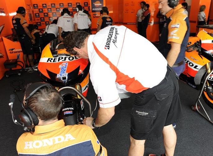 """MotoGP: Bridgestone """"A Phillip Island la curva più impegnativa di tutto il campionato"""""""