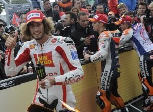 MotoGP: Il Team Gresini a Sepang in ricordo di Simoncelli
