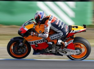"""MotoGP Phillip Island, Prove Libere 1: Stoner detta legge nella """"sua"""" Australia"""