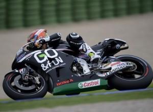 """MotoGP: Test Valencia Day 1, Alvaro Bautista """"Speriamo nella clemenza del tempo per la giornata di domani"""""""