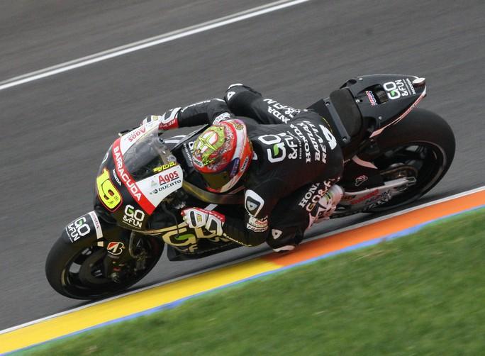 """MotoGP: Test Valencia Day 2, Alvaro Bautista """"Siamo soddisfatti e fiduciosi per il prossimo test"""""""